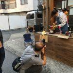 現役JKの屋台珈琲「いっきゅう×kakuya coffee stand」にいってみた