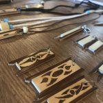 【ワークショップ】珍竹林おじさんのワークショップ、竹でアクセサリーを作ってみよう!