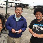 【街づくり】銚子から「アフロキャベツ」のあの人が船橋市場にやってきた。
