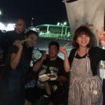 【STAFF】藤崎明香の最終出社日は29日、22日のBBQでお客さんとSTAFF一緒になった送別会を