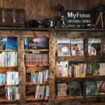 市場カフェに「市場カフェ図書」を併設、って前からじゃんン!という話