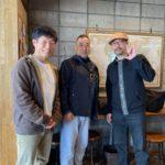 市場カフェに大作家の森沢明夫さんがやってきた!
